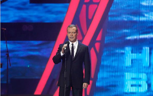 Медведев Новая волна принесет всем радость