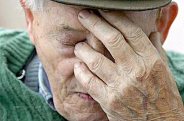 В Каневском районе разбойники ограбили пенсионеров