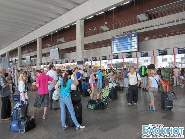 Украинцы просят разрешение на временное проживание в Краснодарском крае