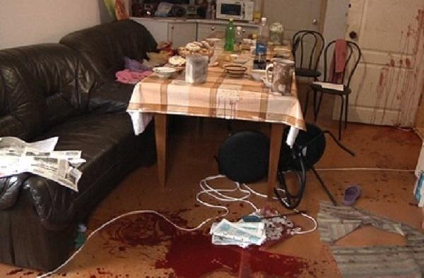 В Краснодаре пьяная пенсионерка зарезала своего сожителя