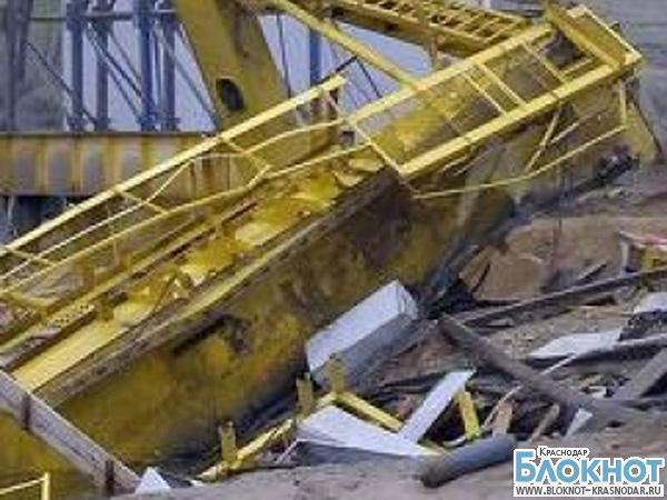 Новороссийск: рабочий погиб на стройплощадке