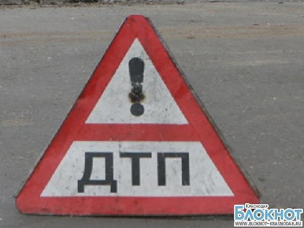 В ДТП в Краснодаре пострадали двое мужчин