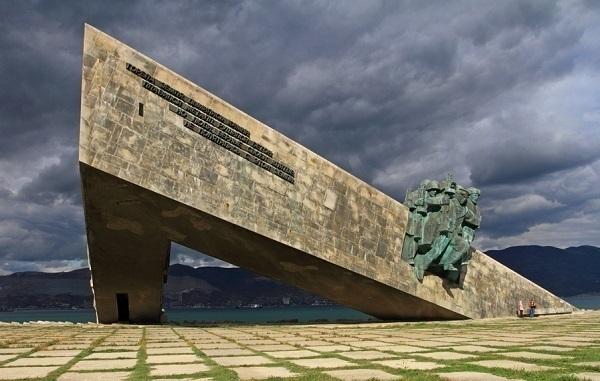 На Кубани потребовали остановить строительство храма на Малой земле