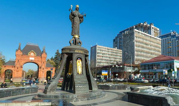 Краснодар вошел в число лучших городов по качеству жизни
