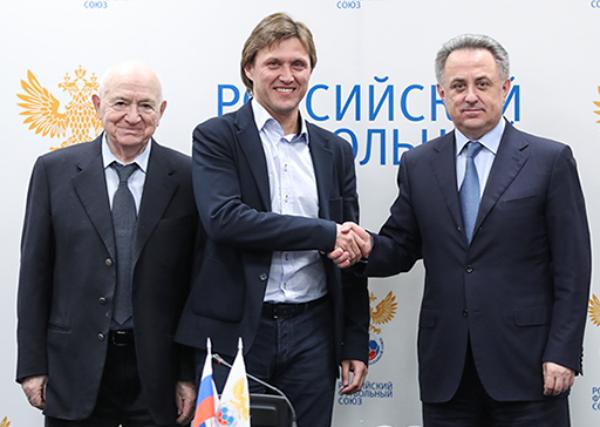 Митрюшкин, Баринов иЧалов вызваны вмолодежную сборную РФ
