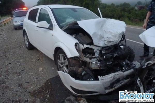 В Туапсинском районе в аварии погиб молодой парень