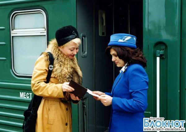Крым хочет пустить поезда в Россию через Кубань