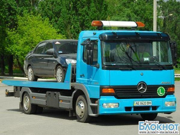 На Кубани изменен закон о транспортировке автомобилей