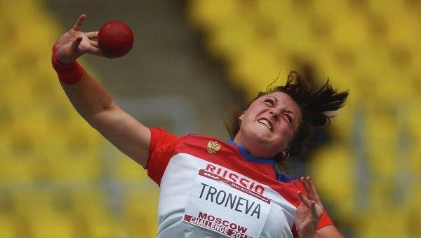 Шесть медалей привезли кубанские легкоатлетыс  первенства России