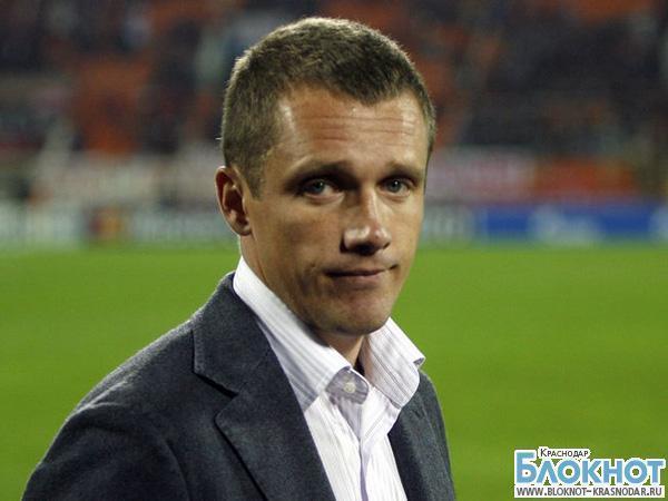 Виктор Гончаренко: «Кубань» могут пополнить два игрока из молодежки