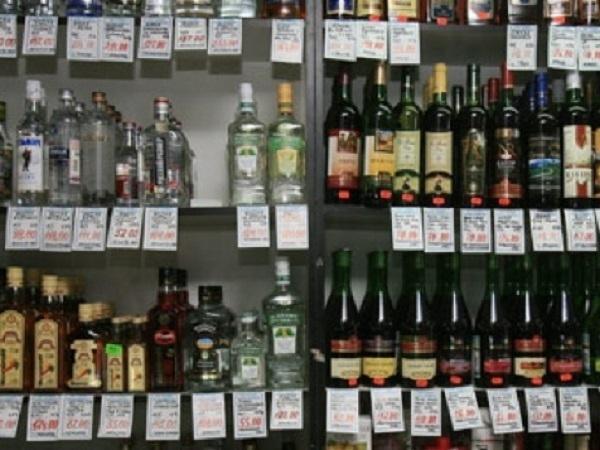 Одноглазый краснодарец украл бутылку дорогого алкоголя