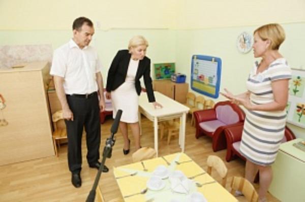 Вице-премьер высоко оценила разработки кубанских воспитателей