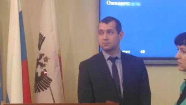 Покорно и спокойно в Краснодаре согласовали директора департамента Михаила Фролова