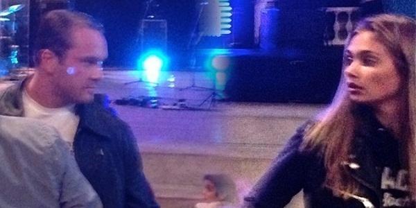 Отец ребенка МакSим развлекается в Сочи с новой молодой женой