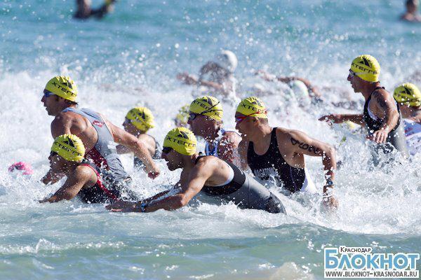 Кубанские спортсмены завоевали две медали по акватлону
