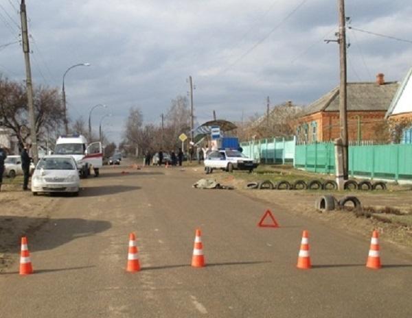 Пенсионерку задавили возле автобусной остановки в Кропоткине