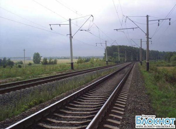 Ространснадзор назвал причину схода поезда с рельс в Краснодарском крае