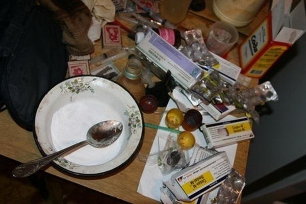 Сочинского наркодилера выдал запах кислоты