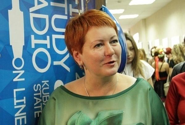 Глава департамента СМИ Кубани Горохова заявила  об отставке