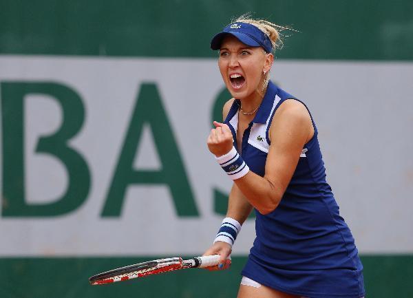 Сочинская теннисистка Веснина сыграет с именитой американкой Уильямс