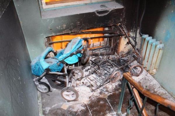 В Армавире горело общежитие
