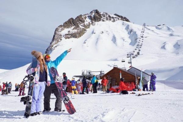 Трассы для катания в Сочи открыты: в первый же день их опробовали более 1000 человек