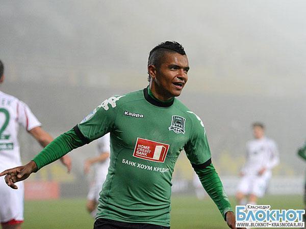 Болельщики ФК «Краснодар» выбрали лучшего игрока в ноябре