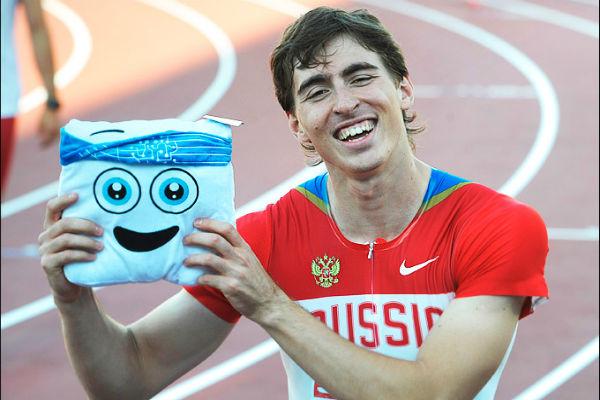 Спортсмен из Краснодара признан лучшим атлетом России