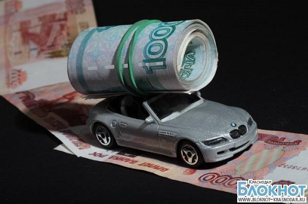 Краснодарский край один из лидирующих регионов по просрочке автокредитов