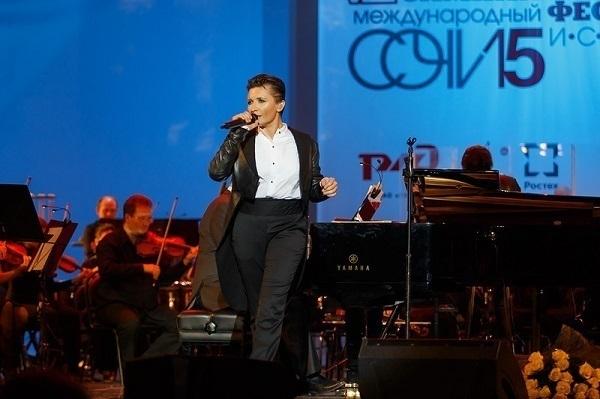 Арбенина и Башмет дали совместный концерт в Сочи