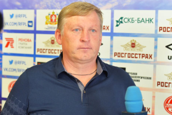 Главный тренер «Кубани»: «Внутренние ресурсы команды закончились»
