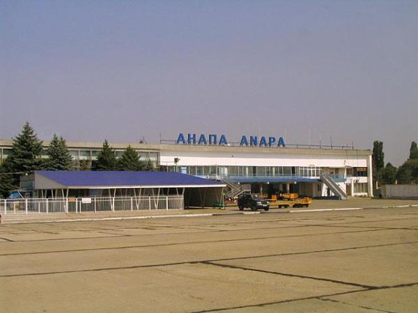 В аэропорту Анапы самолет международного рейса  совершил вынужденную посадку