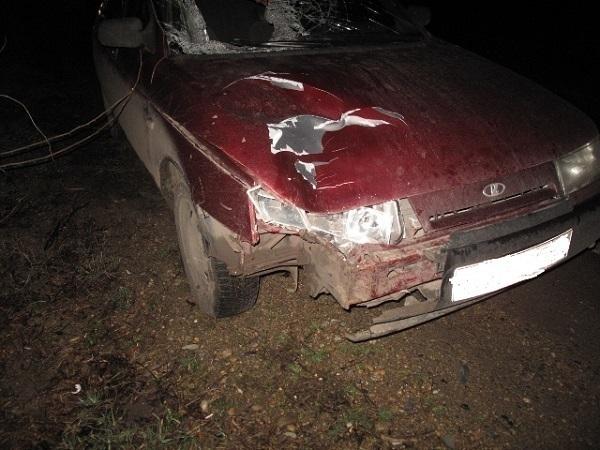 Водитель ВАЗа сбил жителя Тимашевского района