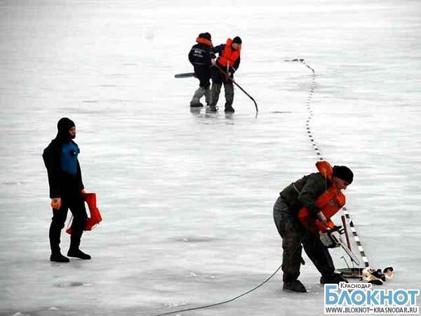 На Кубани шестилетний ребенок провалился под лед и утонул