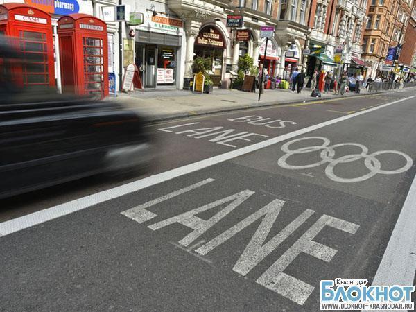 Сочи-2014: по олимпийским дорогам не ездить — штраф 5 000 рублей