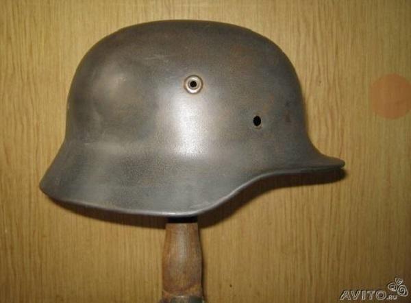 В Краснодарском крае на продажу была выставлена фашистская каска