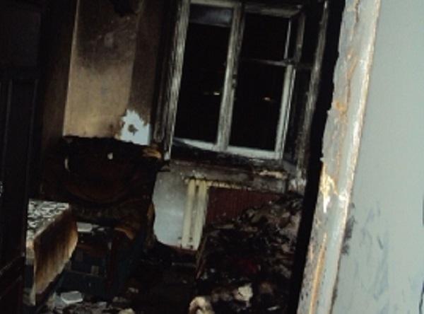 В Ейске в жилом доме сгорели два человека