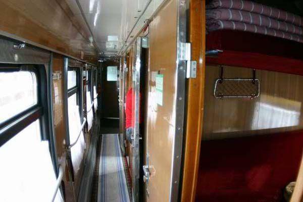 Житель Кубани сообщил, что поезд «Владикавказ-Москва» захвачен террористами