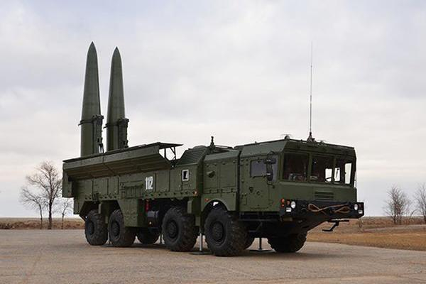 На Кубани установят ракетные комплексы «Искандер-М»