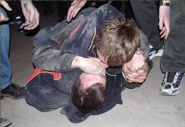 В пьяной драке у краснодарца украли 35 тысяч рублей