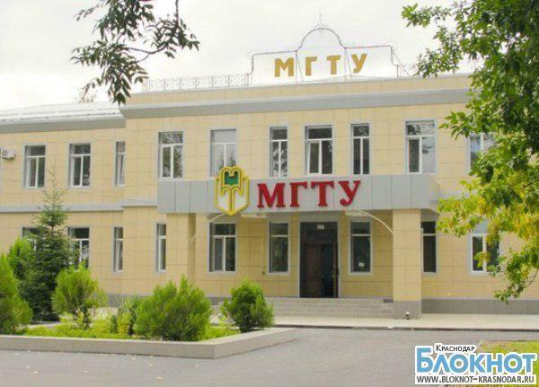 В Адыгее задержан ректор Майкопского государственного технологического университета