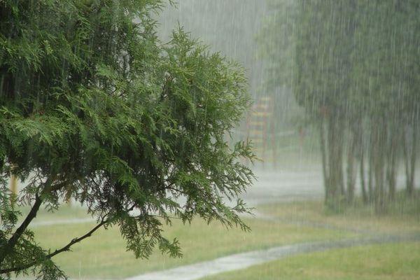 На Кубани — очередное штормовое предупреждение