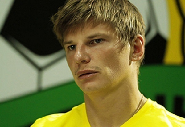 Аршавину сделали укол во время матча с «Рубином»