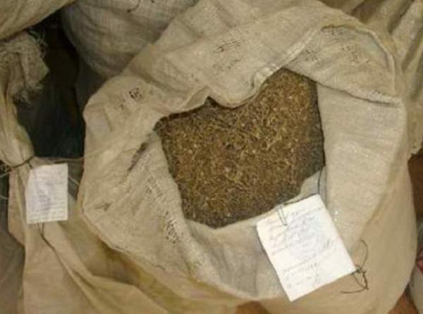 Шесть килограммов марихуаны изъяли в Крымском районе