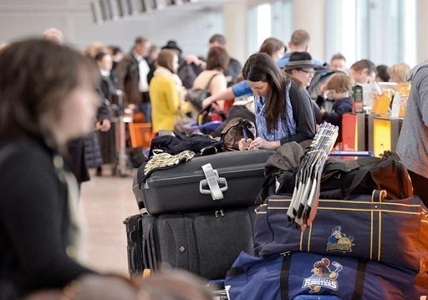 Во Внуково задержали рейс Москва-Сочи из-за паники пассажиров