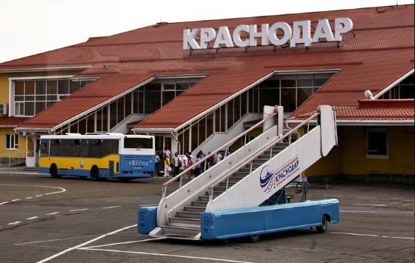 Аэропорт Краснодара начал работу в штатном режиме