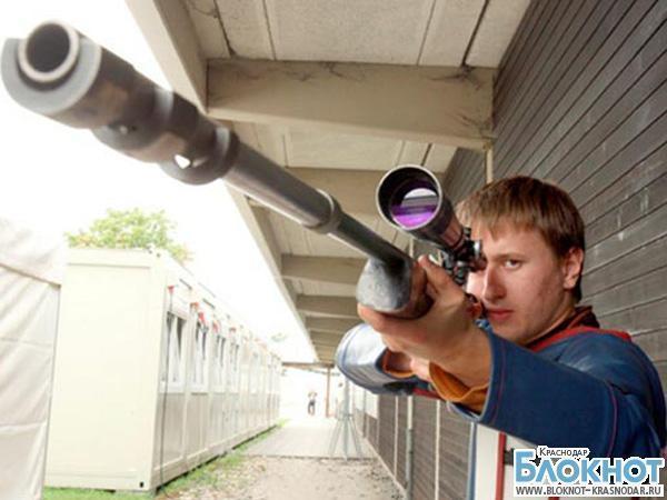 Краснодарские стрелки взяли три медали в международном турнире