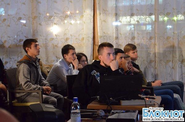 В Краснодаре философский клуб провел лекцию по современному искусству