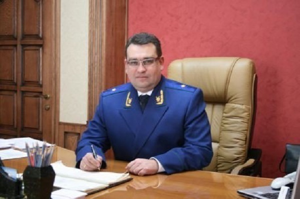 Новым прокурором Краснодарского края стал Марк Большедворский
