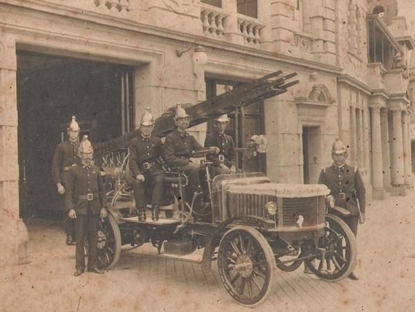 Уникальные факты о пожарных Екатеринодара